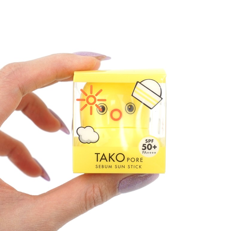 TONYMOLY Tako Pore Sun Stick review