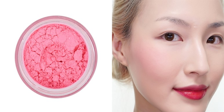 Hope Girl 3D Powder Blusher Review