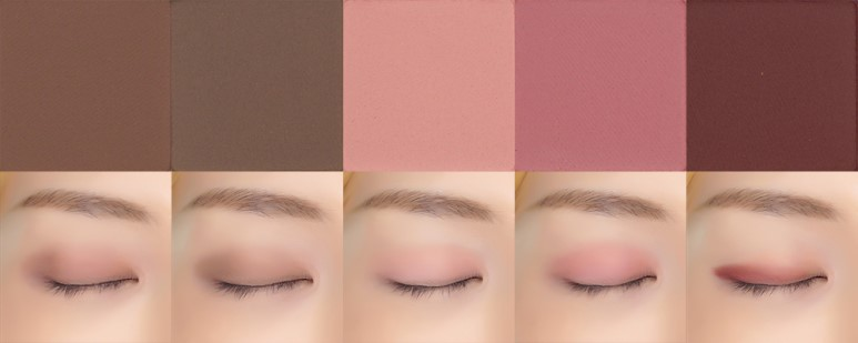 innisfree My Palette My Eye Shadow Matte review