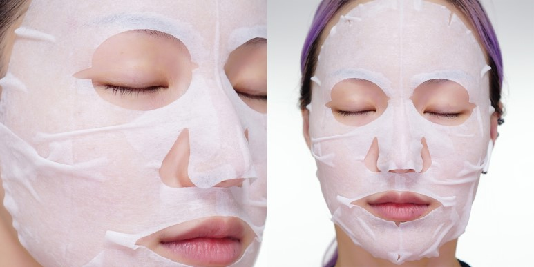ETUDE HOUSE Drawing 3 Minutes Care Pack In Morning Mask 30 sheets Review
