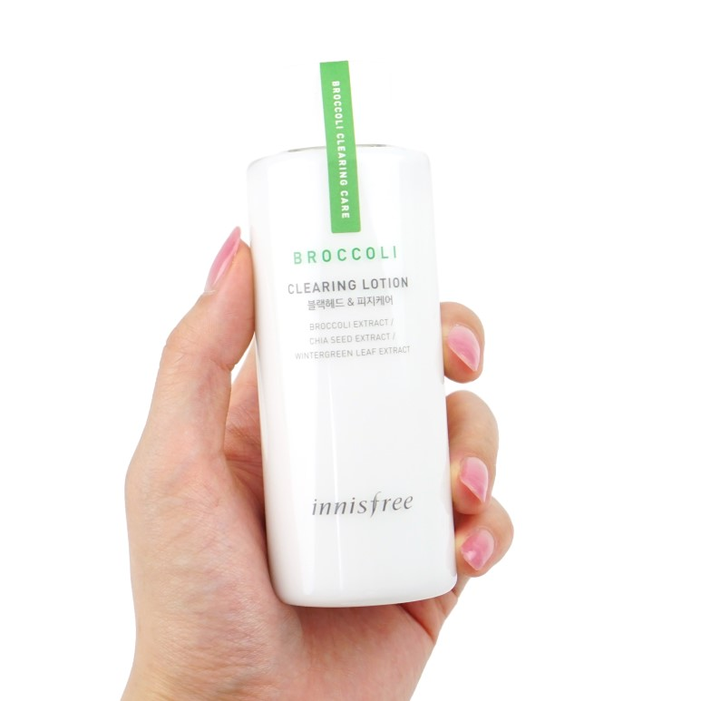innisfree Brocoli Clearing Lotion Review
