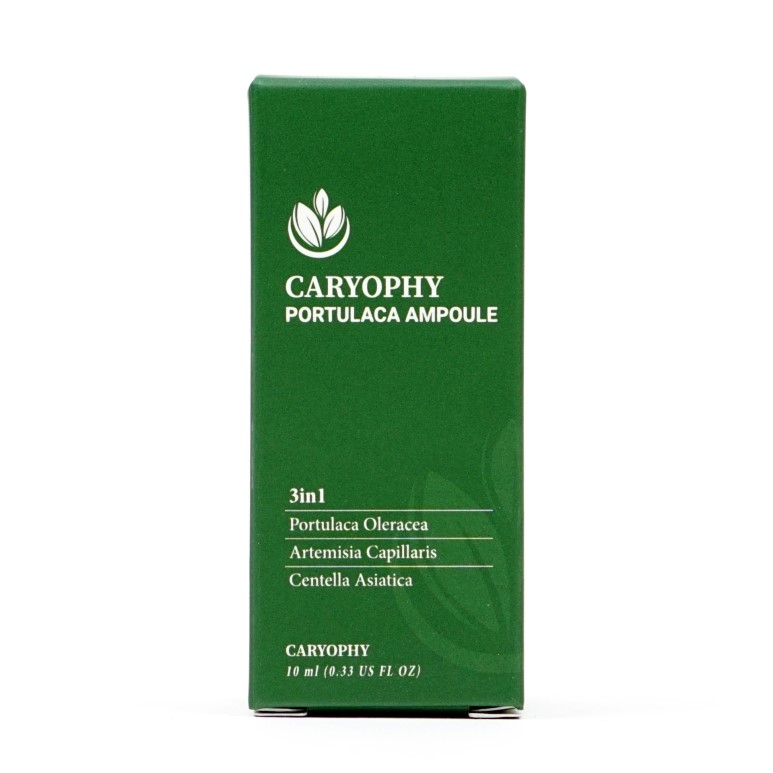 CARYOPHY Portulaca Ampoule Review