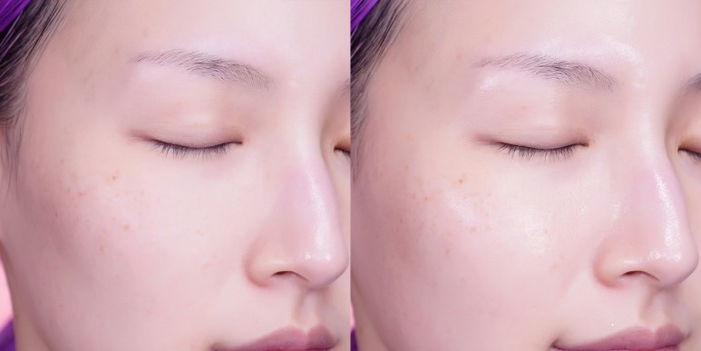 the SAEM 3 Edge Glow Base Review