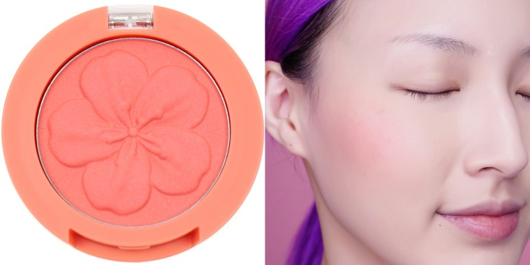 THE FACE SHOP BLUSH POP Review