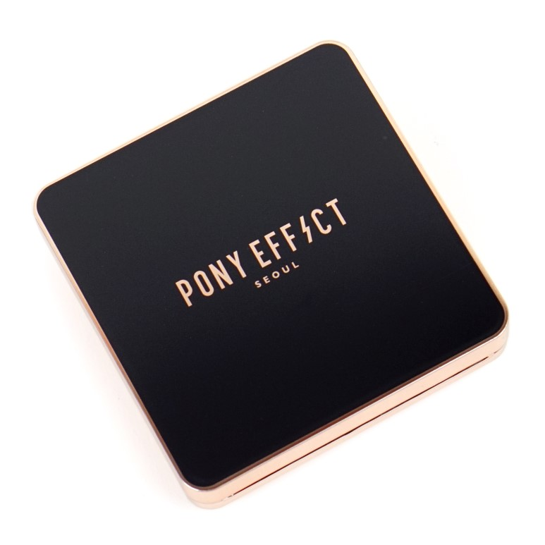 PONY EFFECT Everlasting Cushion Foundation Review