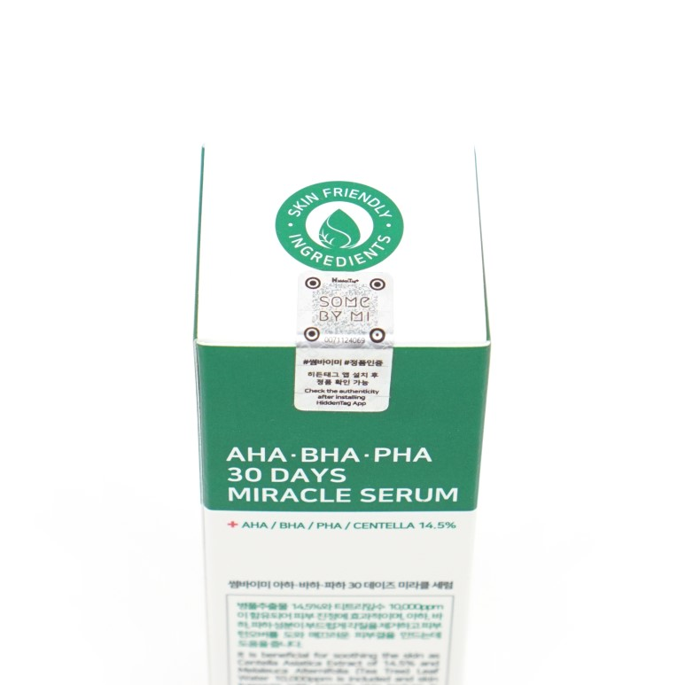 SOME BY MI AHA BHA PHA 30 Days Miracle Serum Review