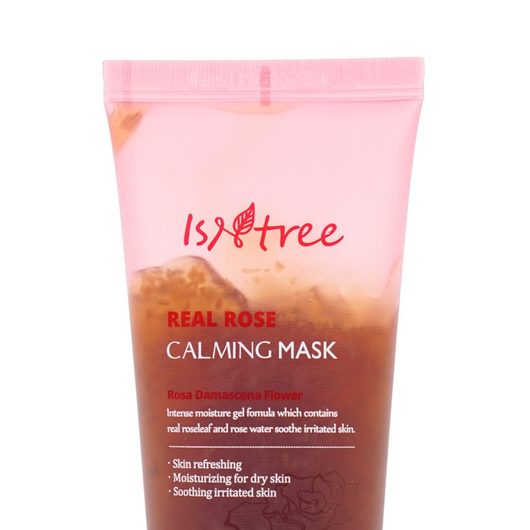 Isntree Real Rose Calming Mask Review