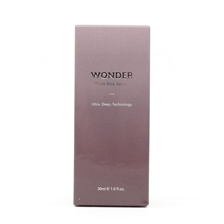 Haruharu Wonder Black Rice Serum Review