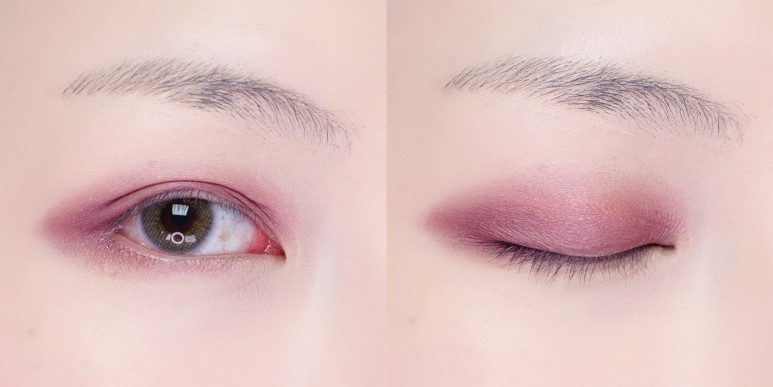 ETUDE HOUSE Play Color Eyes Lavender Land review