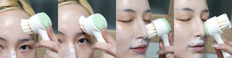 innisfree Dual Pore Cleansing Brush review
