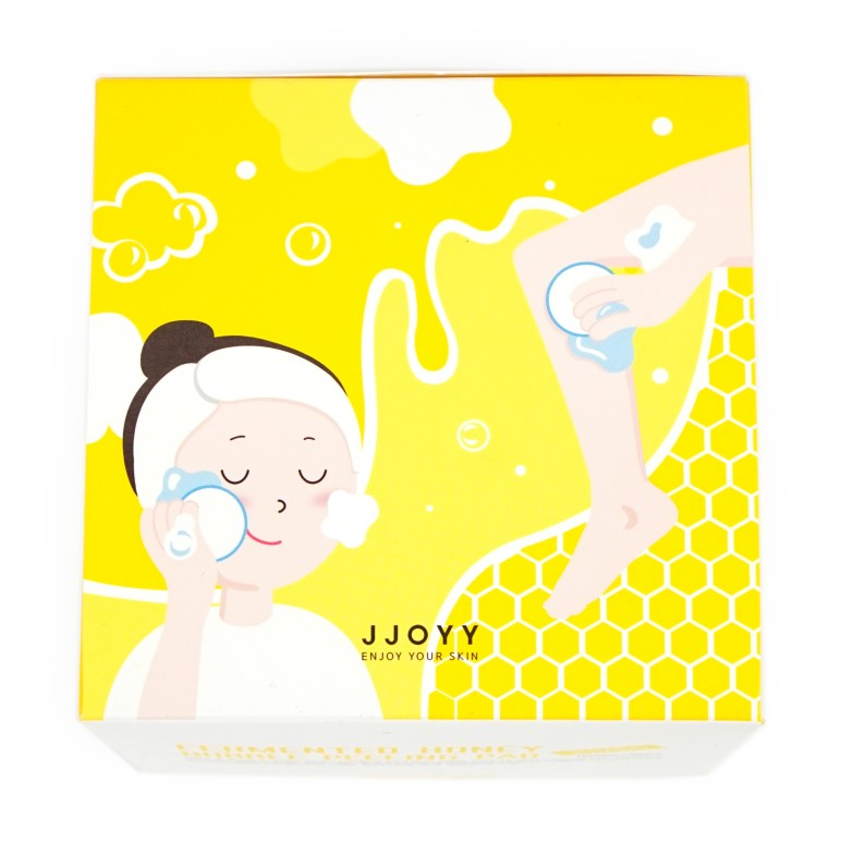 JJOYY Fermented Honey Bubble Peeling Pad Review