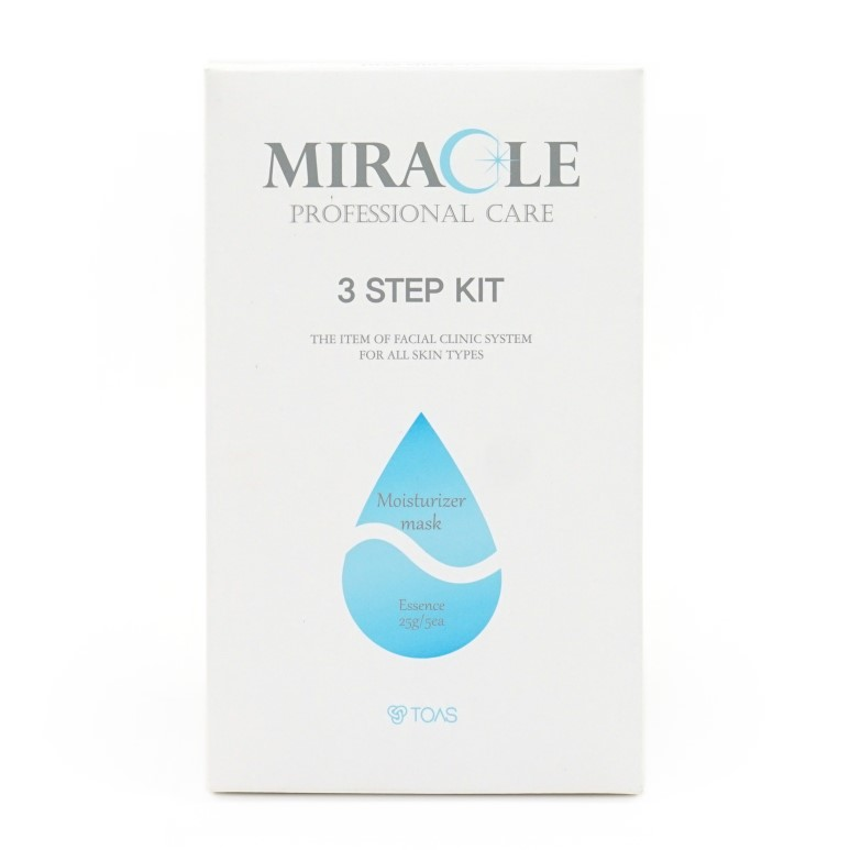 TOAS Miracle 3 Step Kit review