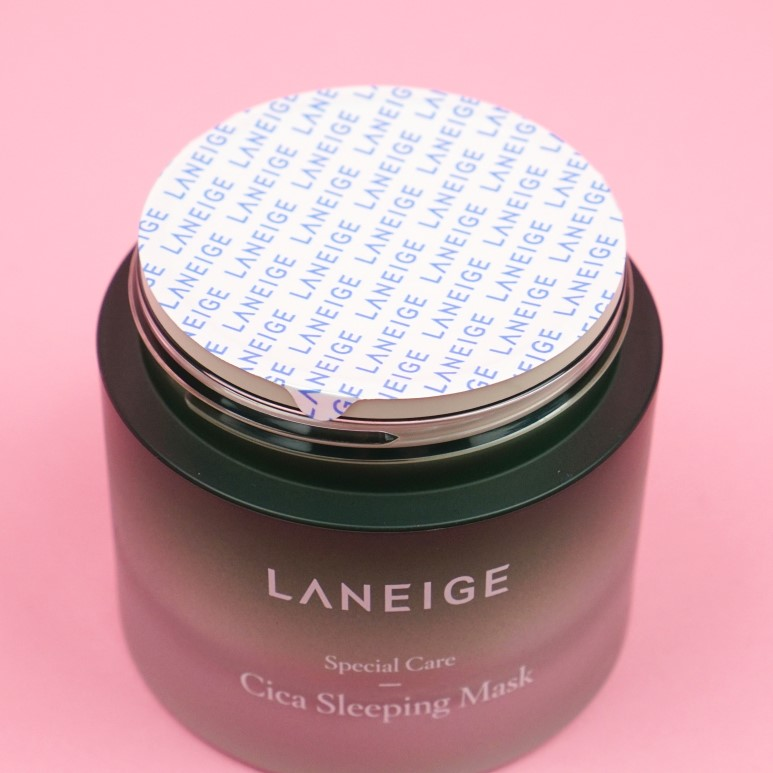 LANEIGE Cica Sleeping Mask review