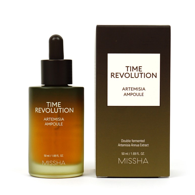 MISSHA Time Revolution Artemisia Ampoule review