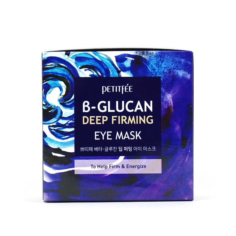PETITFEE β-Glucan Deep Firming Eye Mask review