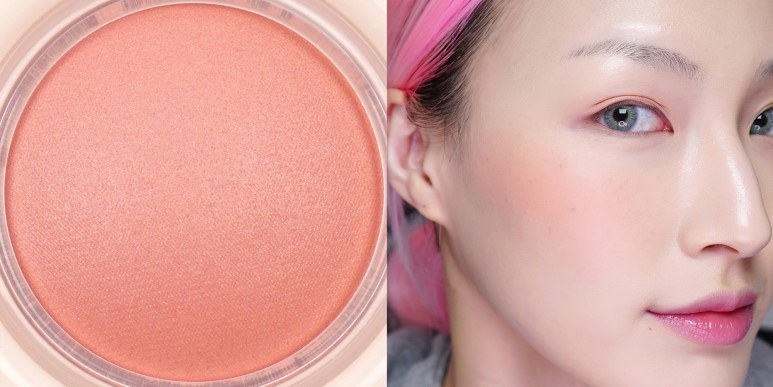 A'PIEU Juicy-Pang Jelly Blusher review