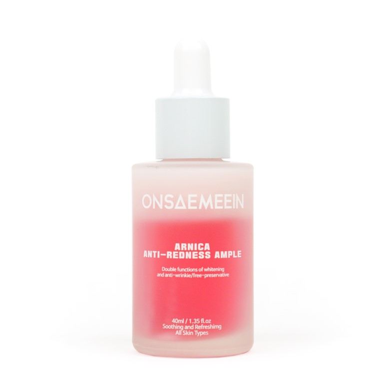 ONSAEMEEIN Arnica Anti Redness Ampoule review