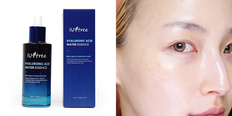 Isntree Hyaluronic Acid Water Essence review