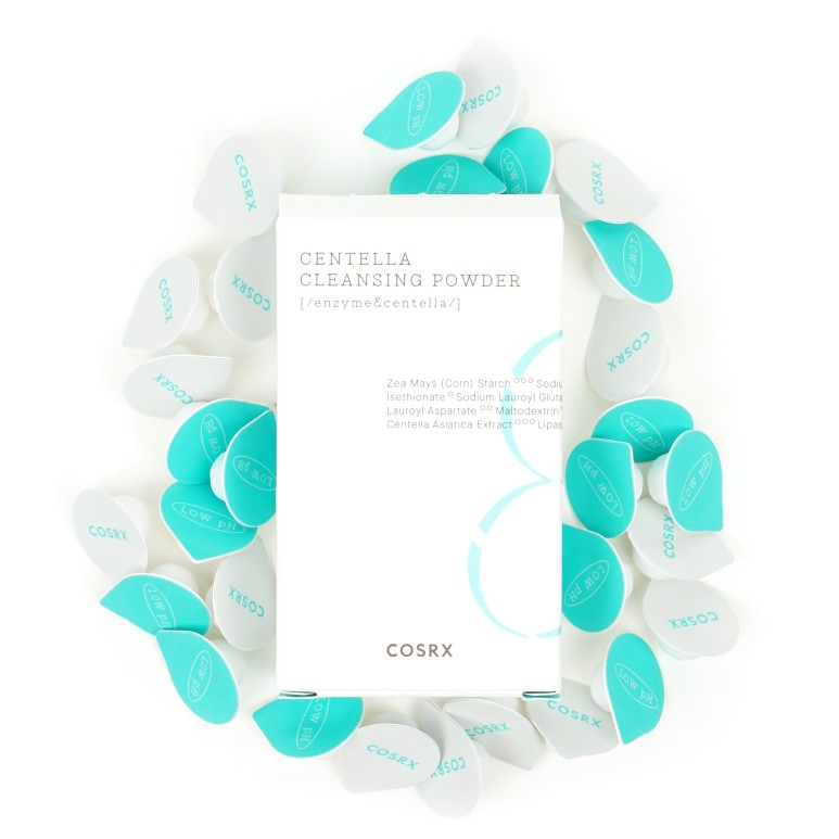 COSRX Low pH Centella Cleansing Powder review