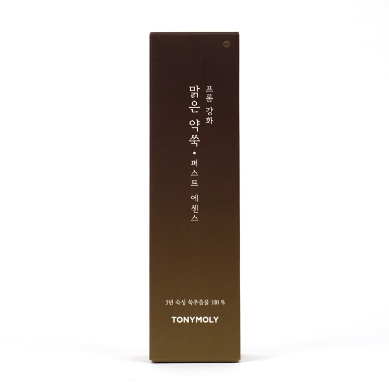 TONYMOLY From Ganghwa Pure Artemisia First Essence review