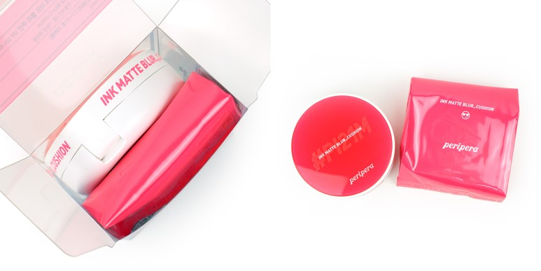 peripera Ink Matte Blur Cushion review